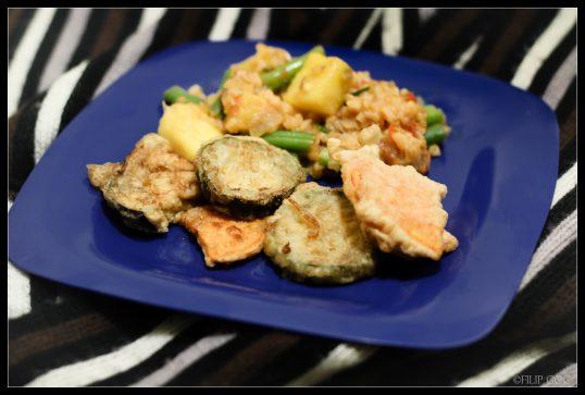 veg tempura